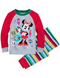 Minnie Mouse Christmas Pajamas for Kids Multi