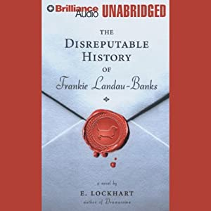 The Disreputable History of Frankie Landau-Banks Hörbuch