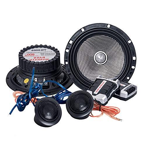 LIDAUTO Professional Car Speaker 6.5 inch Speaker Two-Way Tweeter Woofer 45-220W Audio Speakers for car
