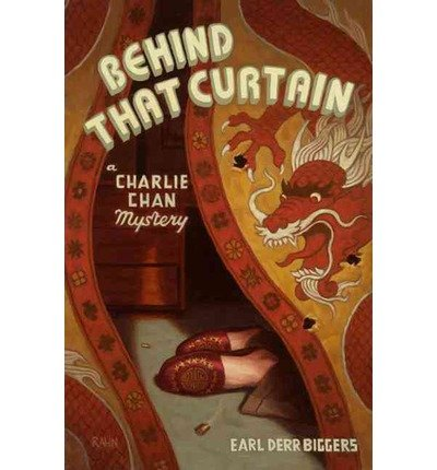 Download Behind That Curtain: A Charlie Chan Mystery pdf epub