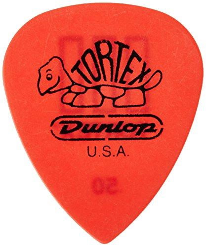 Dunlop 462P.50 Tortex TIII, Red.50mm, 12/Player's - 50's Bass Precision