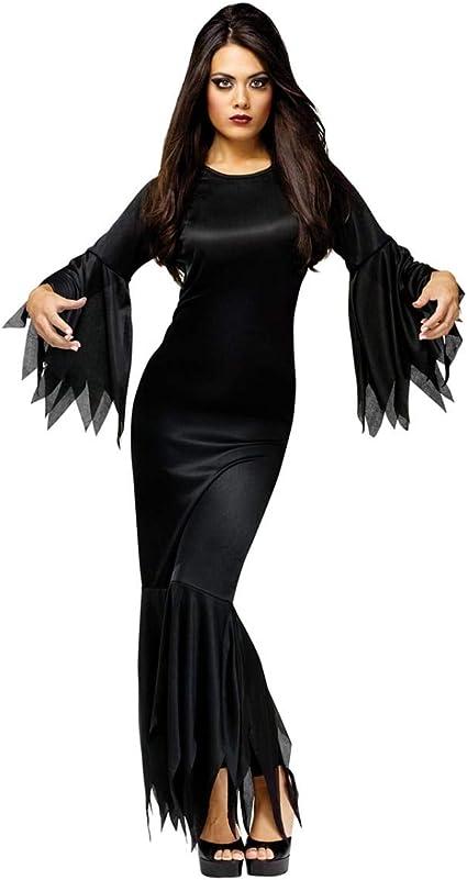 Madame Disfraz Morticia One Size: Amazon.es: Hogar