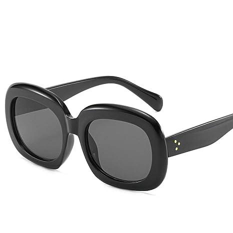 Yangjing-hl Tendencia Caja Gafas Moda Calle Tiro Gafas de ...
