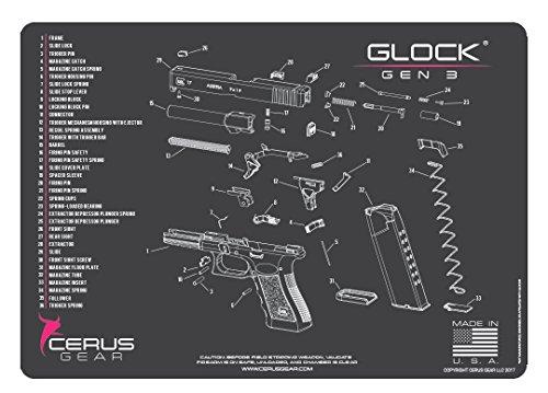 pink glock gun - 4