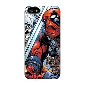 JoanneOickle Iphone 5/5s Durable Cell-phone Hard Covers Unique Design HD Deadpool I4 Skin [LBn11817XEvo]