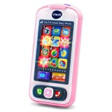 VTech Touch and Swipe Baby Phone – Pink – Online Exclusive