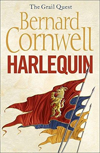 Read Online Harlequin (The Grail Quest) pdf