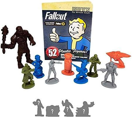toynk Fallout Nanoforce S1 Army Builder Figures - Boxed Version 4: Amazon.es: Juguetes y juegos