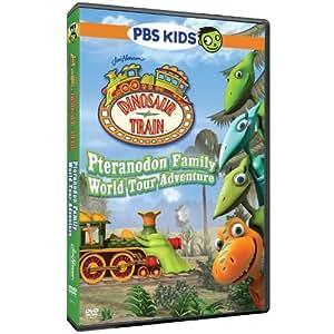 Dinosaur Train Pteranodon Family Adventures