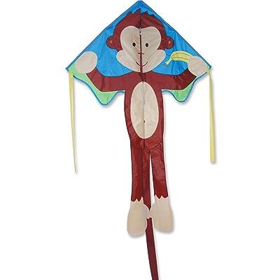 Large Easy Flyer Kite - Mikey Monkey: Toys & Games