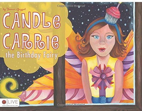 Candle Carrie the Birthday Fairy pdf