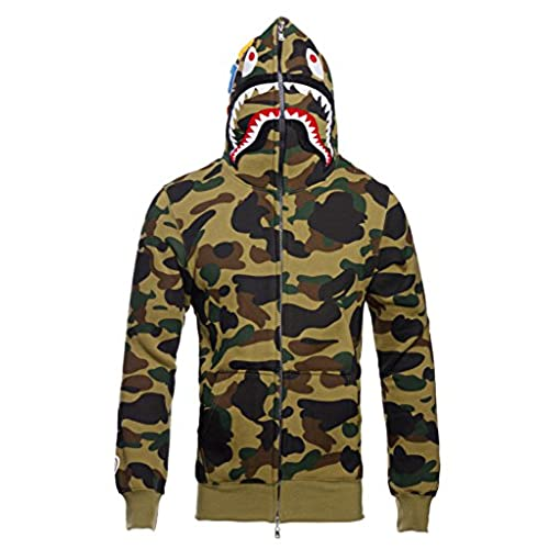 bape shark hoodie kaufen amazon