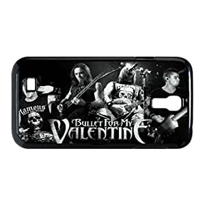 Gators Florida USA-7 Music Band Bullet For My Valentine Print Black Case With Hard Shell Cover for SamSung Galaxy S4 I9500