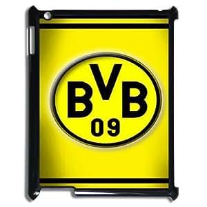 IPad 2,3,4 Phone Case for Classic theme Borussia Dortmund BVB 09 Logo pattern design GCTBDBVB840589