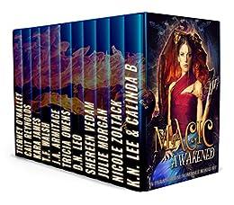 Magic Awakened: A Paranormal Romance Boxed Set by [Lee, K.N. , B., Calinda, Zoltack, Nicole, Morgan, Julie, Vedam, Shereen, Leo, D.N., Owens, Tricia, Armitage, J.A., Walsh, T.F., James, Kara, O'Malley, Tierney, Reynolds, Cait ]