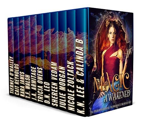 Magic Awakened Paranormal Romance Boxed ebook