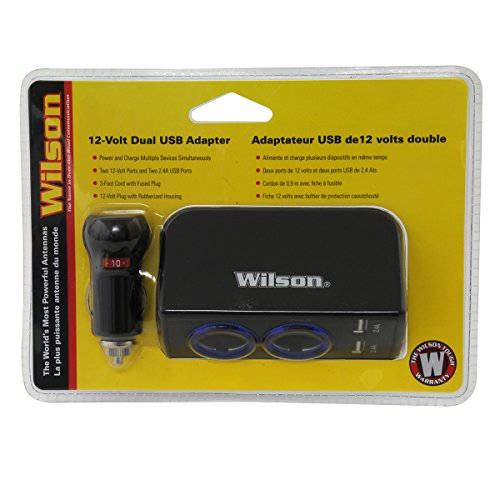 (Wilson 3052224USBBL Automotive Accessories)