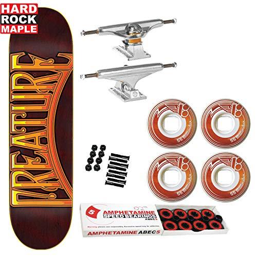 Creature Skateboards Complete Club Plaquer 8.25