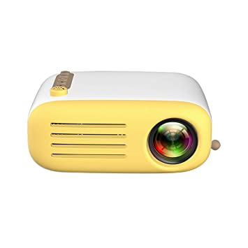 Proyector Cine en Casa,YG200 LED Mini Video Proyector ...