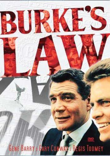 Burke's Law: Season 1 - Volume 1 (First 16 Episodes) 8510 Series