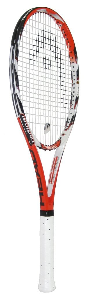 Head MicroGel Radical MidPlus STRUNG with COVER Tennis Racquet MP
