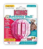 KONG Puppy Activity Ball Dog Toy, Small (Colors Vary), My Pet Supplies