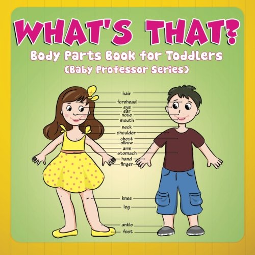 toddler books body parts - 8