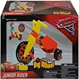 JUNIOR rIDER Disney Cars Junior Big Wheel Ride On The Original Big Wheel