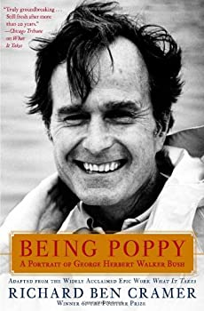 Being Poppy: A Portrait of George Herbert Walker Bush 1476745412 Book Cover