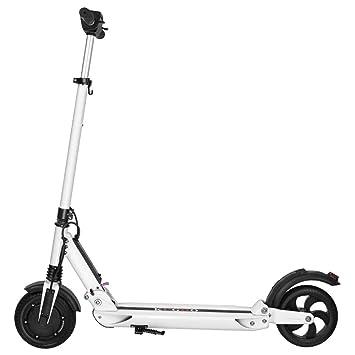 KUGOO S1 Patinete Eléctrico Scooter Plegable con Pantalla y ...