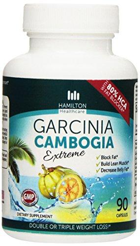 Hamilton Healthcare Garcinia Cambogia Supplement