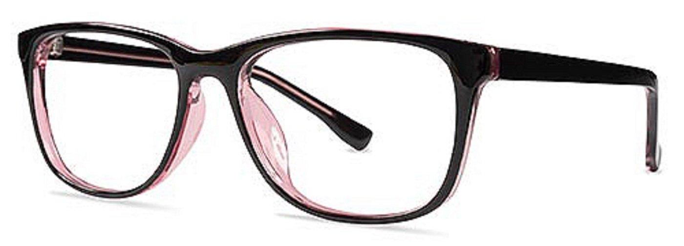 ece943706fc0 Ladies Full Rimmed Designer Glasses Frames (Suitable For Prescription Lenses)   Amazon.co.uk  Health   Personal Care
