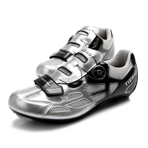 ダウンタウン重くするためにSPD−SLシューズ 自転車サイクリング ロード シュ-ズ 靴