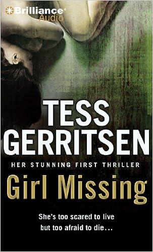 Amazon Com Girl Missing  Tess Gerritsen Susan Ericksen Books