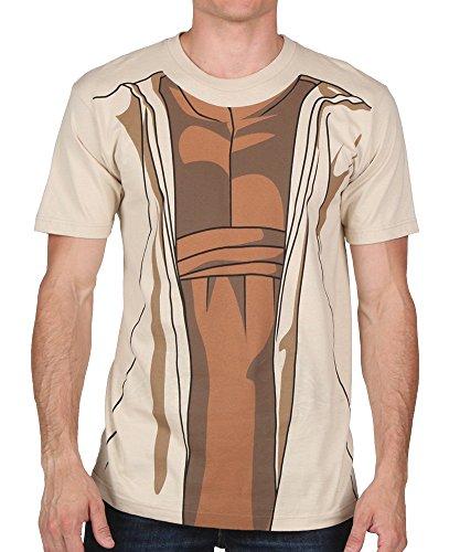 [I Am Yoda Costume T-Shirt Medium] (Yoda Costumes For Adults)