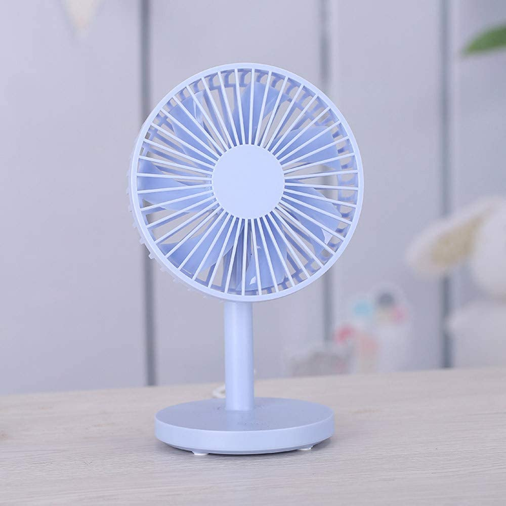 Liraly Adjustable Wind Speed with Pedestal USB Fan Personal Cooling Portable Fan