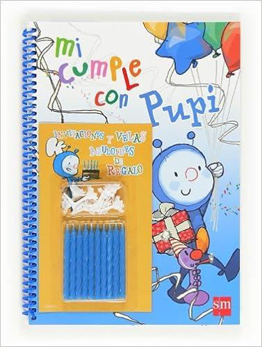 Amazon kindle book descargas gratuitas Mi cumple con Pupi in Spanish PDF RTF DJVU
