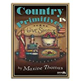 img - for Country Primitives 18 book / textbook / text book