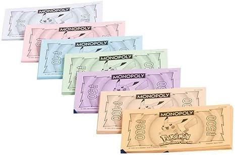 ICVDSRG Monopoly Pokemon Juego De Mesa Juego De Mesa (VersióN En IngléS): Amazon.es: Hogar