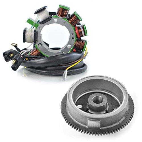 Kit Stator + Flywheel For Polaris Big Boss Magnum Scrambler Sportsman Worker 500 1997 1998 1999 2000 2001 FF97 3085561 3086821 3085558 3087166 3086819 3086983