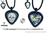 Pickbandz Necklace Silicone Guitar Pick Holder in