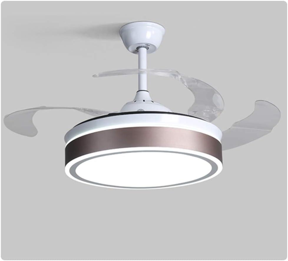 SuoANI Ventilador De Techo Lámpara De Techo - Mando a Distancia ...