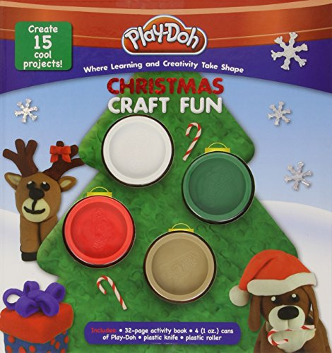 PLAY-DOH: Christmas Craft Fun