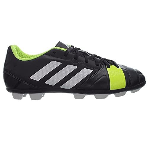 separation shoes 8b706 4a41e adidas Nitrocharge 3.0 TRX HG q33692 - Botas de fútbol fútbol Tacos Negro,  Color Negro, Talla 47 EU  Amazon.es  Zapatos y complementos