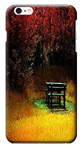 Fantastic Faye The Beautiful Wallpaper Chair Fallen Leaves Cell Phone Cases For iphone 6