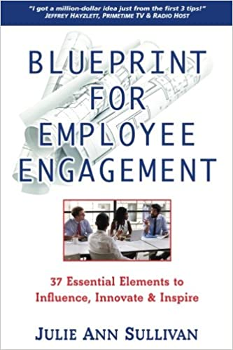 Blueprint for Employee Engagement: 37 Essential Elements to Influence, Innovate & Inspire