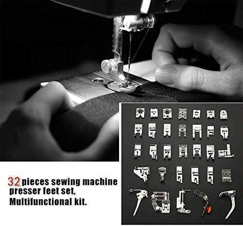 Magiin Kit de Accesorios de Costura Multifunción Multifunción ...