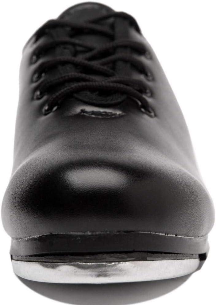 Lifesongs Stepp Schuhe Herren Leder Material Tap Schuhe Damen Geteilte Sohle Jazz Tap Dance Schuhe Erwachsene//Unisex Schn/ürschuhe Damen Tap Schuhe Tanzschuhe F/ür Damen Damen M/ädchen