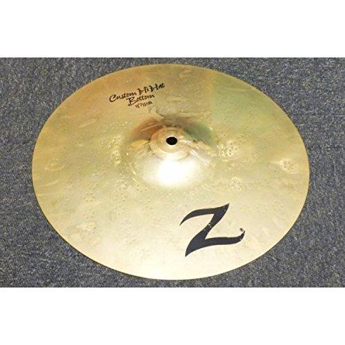 ZILDJIAN ジルジャン/Z Custom 13 Hihat Bottom 【ブリリアント仕上げ】 B07CSLXPQ9