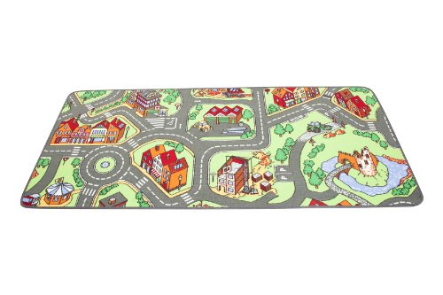Extra Large Learning Carpets My Neighborhood LC 144 - Design May Vary ()